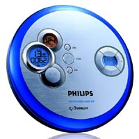Philips EXP2460 s MP3